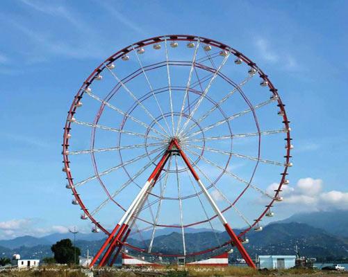 beston ferris wheel for sale