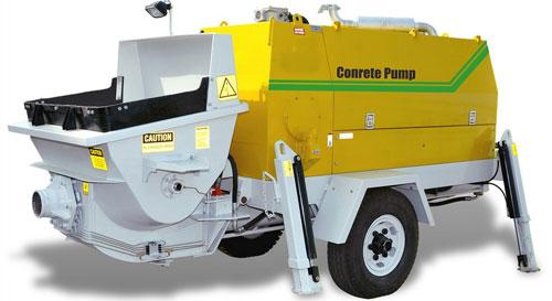 concrete mini pump