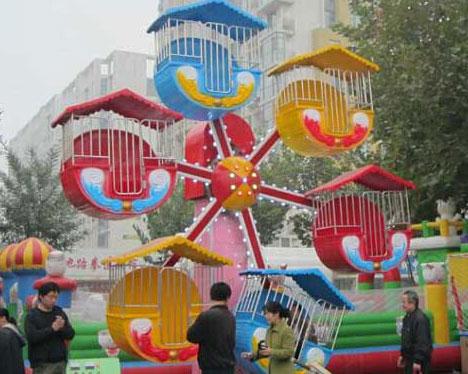 Beston Mini Size Ferris Wheel Ride