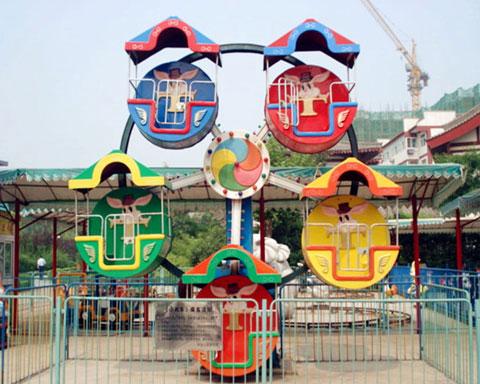 Kids Mini Ferris Wheel Ride
