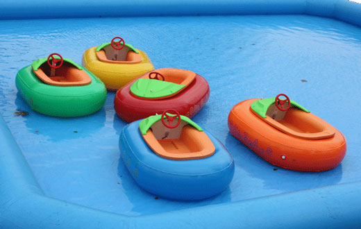 Inflatable-water-bumper-boats-for-swimming-pool