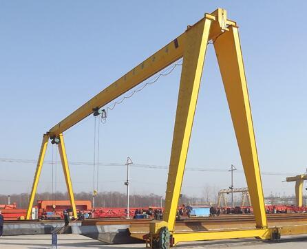 The Differences Between A Single Girder And Double Girder Gantry Crane
