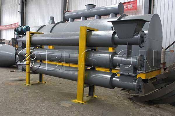 Continuous Carbonization Machine