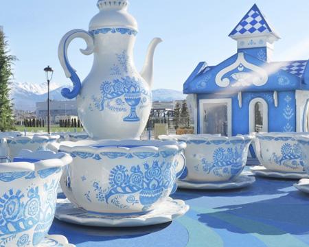 Tea Cup Rides