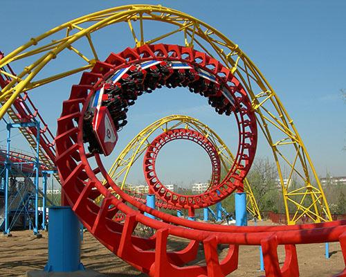 Buy Roller Coaster Rides