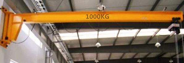 The Maximum Capacity Of A Jib Crane