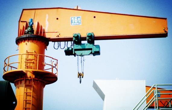 The Maximum Capacity Of Jib Cranes