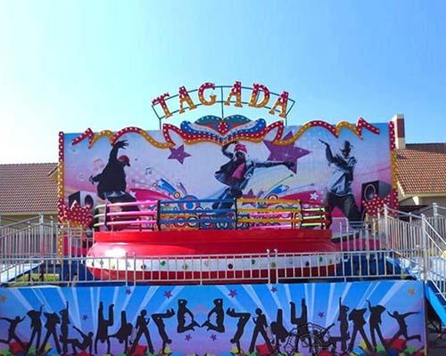 Disco Tagada Rides