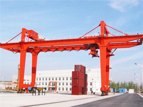 Gantry crane for container