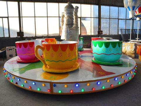 Kingtiger Teacup Carnival Ride