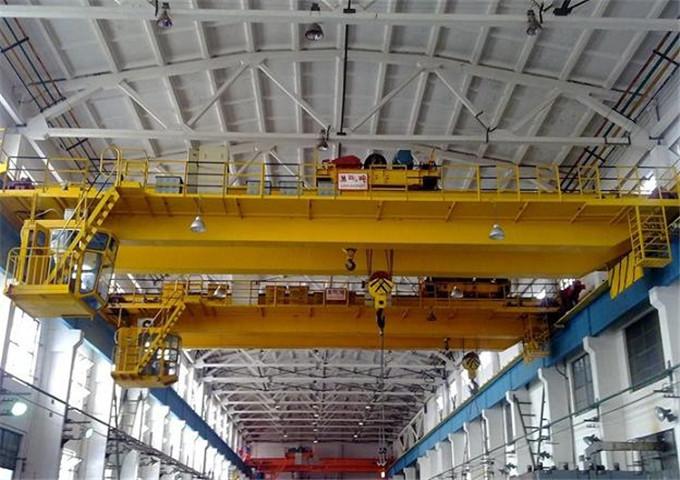 Buying a 100-ton overhead crane