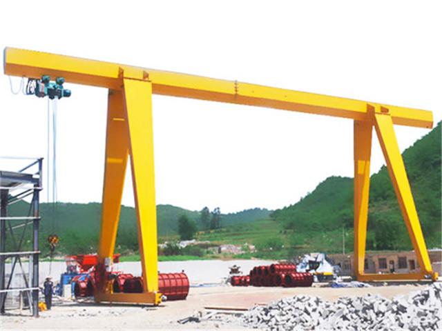 Single girder gantry crane price